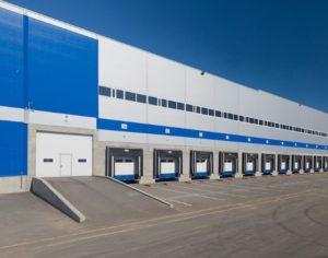 Строительство производственно-складского комплекса