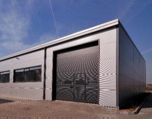 Строительство промышленных складов и зданий