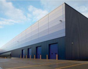 Строительство складов хранения и производства