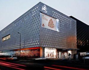 Строительство торговых центров под ключ